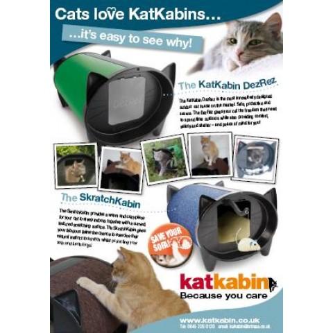 KatKabin/SkratchKabin Information Leaflet